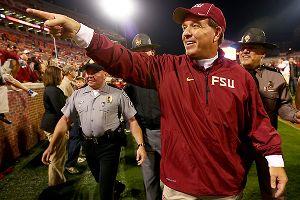 Florida State's Jimbo Fisher
