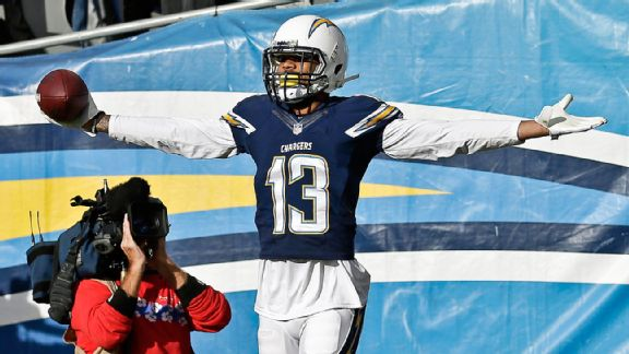 Keenan Allen ready for encore performance