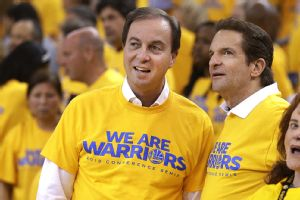 Joe Lacob and Peter Guber