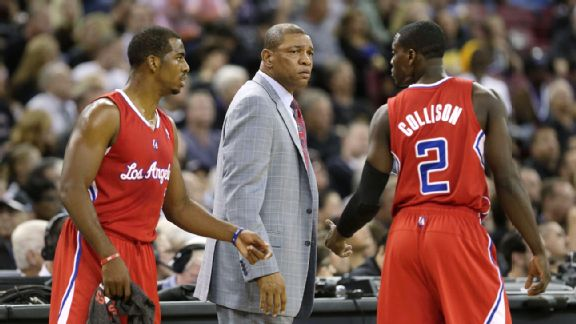 Chris Paul, Darren Collison, Doc Rivers