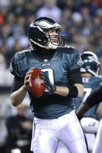 Foles plays QB role on field and off