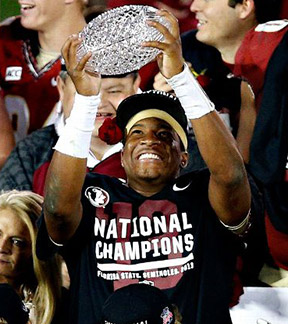 Florida State wins BCS National Championship title