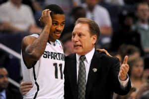 Tom Izzo, Keith Appling