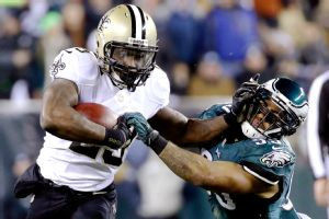 New Orleans' Khiry Robinson