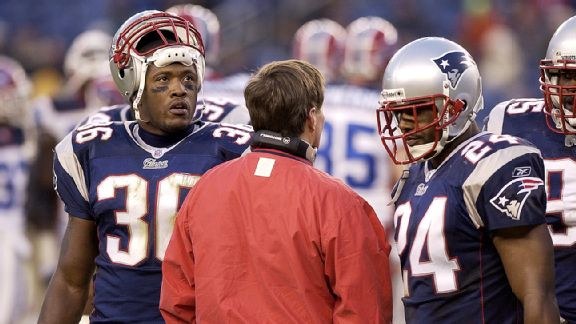 Lawyer Milloy, Ty Law