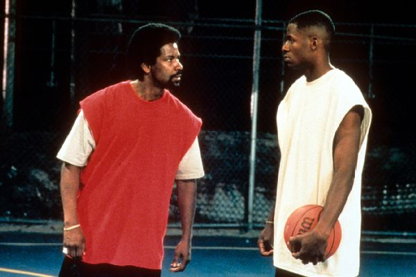 low priced f20bf 5a5bb Ray Allen & Spike Lee Thinking About He Got Game 2 - GLOBAL 14