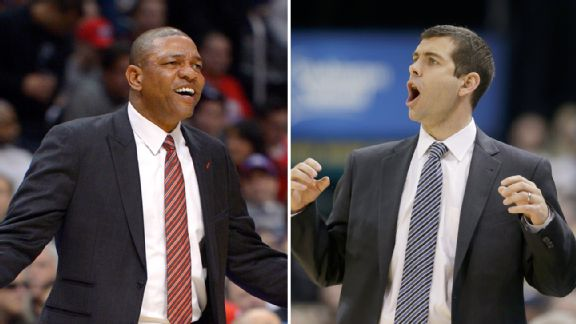 Doc Rivers, Brad Stevens