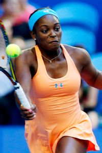 Sloane Stephens is still searching for her maiden title.