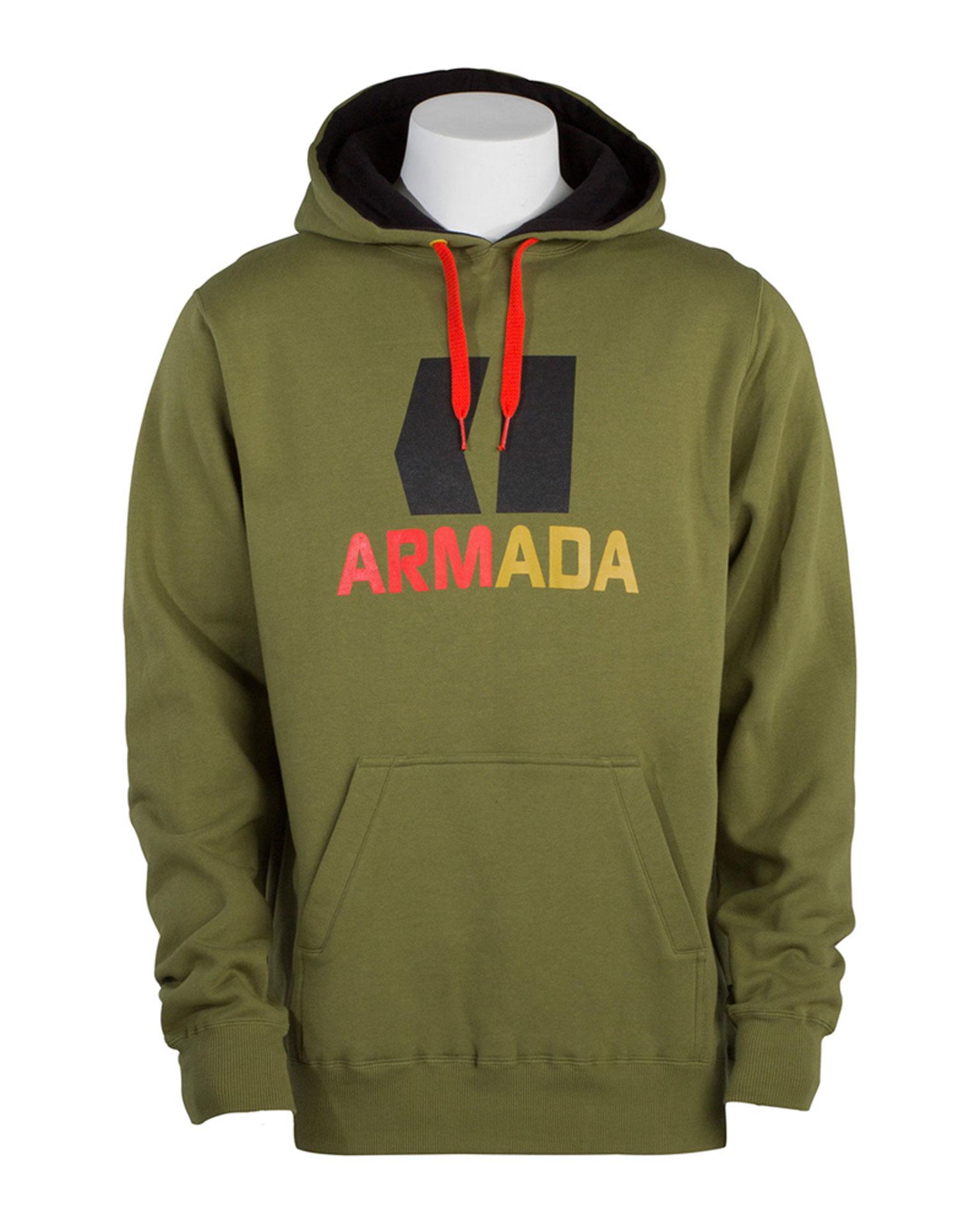 Armada Classic Pullover Hoody