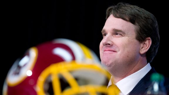 Jay Gruden different from previous hires