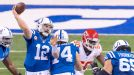Andrew Luck, Justin Houston