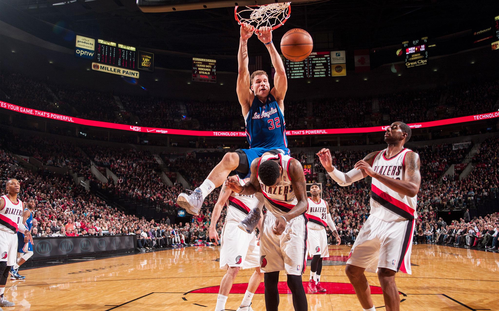 Blake griffin december s best dunks espn