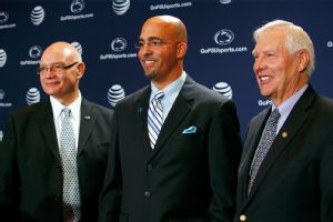 Dave Joyner, James Franklin, Rodney Erickson