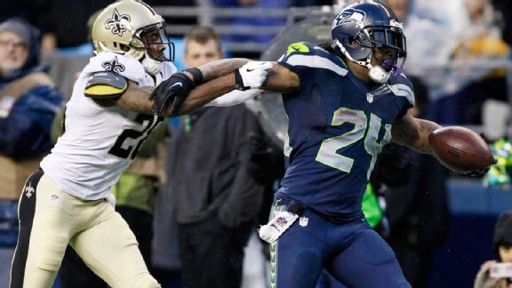 Marshawn Lynch, Keenan Lewis