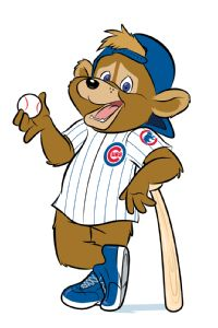 Chicago Cubs Mascot