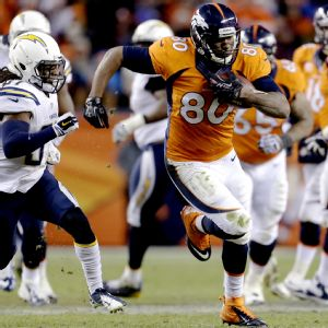 Denver's Julius Thomas