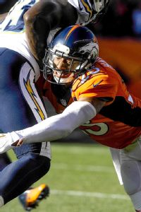 Sources: Broncos CB Harris has torn ACL