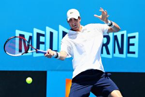 John Isner, the only American man seeded at the Australian Open, is out because of an ankle injury.
