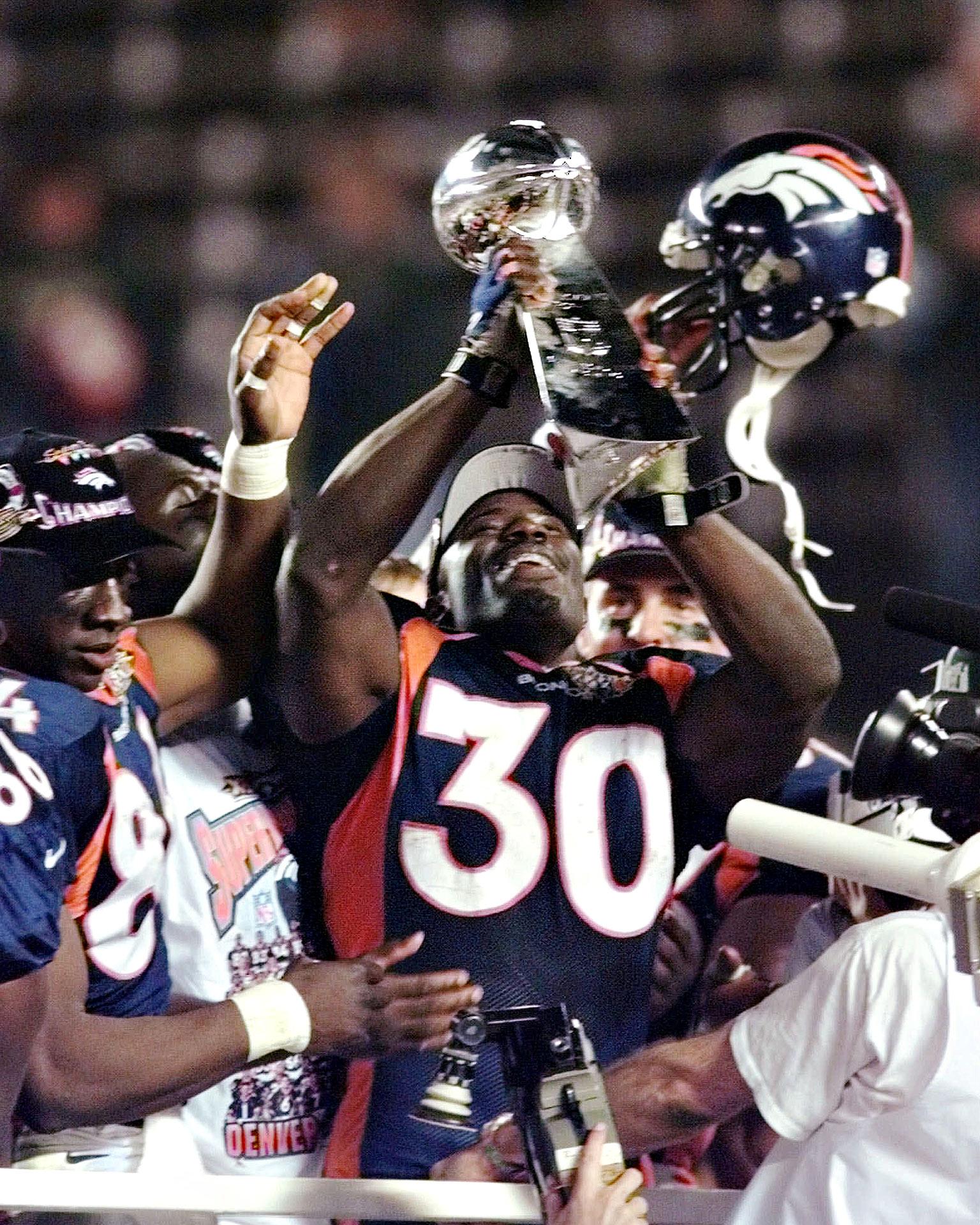 buy online e17e7 4c768 9. Terrell Davis - The 48 Greatest Super Bowl Stars - ESPN