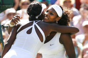 Serena Williams took the Wimbledon trophy from her sister back in 2009. And Venus hasn't claimed a major singles trophy since.