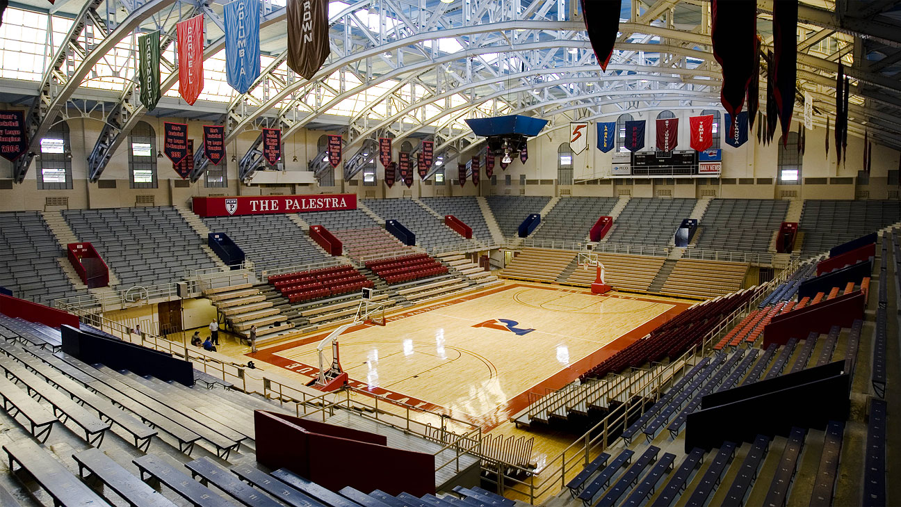 Lots Of Memories Hidden All Over The Palestra