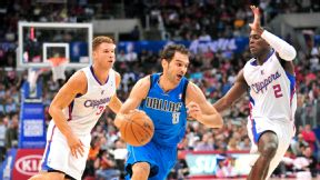 Jose Calderon and Darren Collison