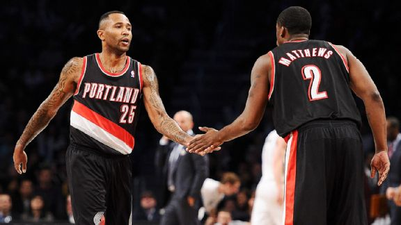 Mo Williams, Wesley Matthews