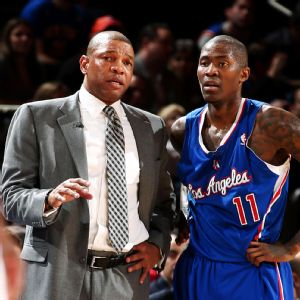 Doc Rivers, Jamal Crawford