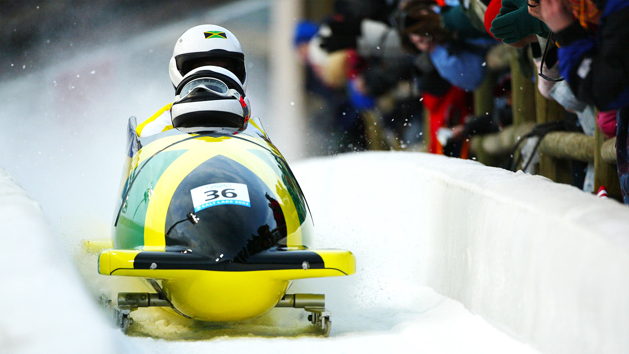 Jamaica bobsled...