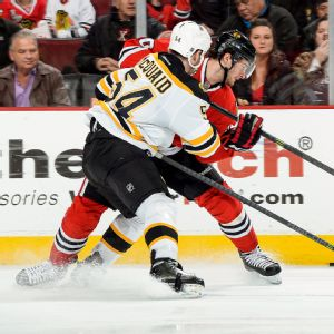 Brandon Saad, Adam McQuaid