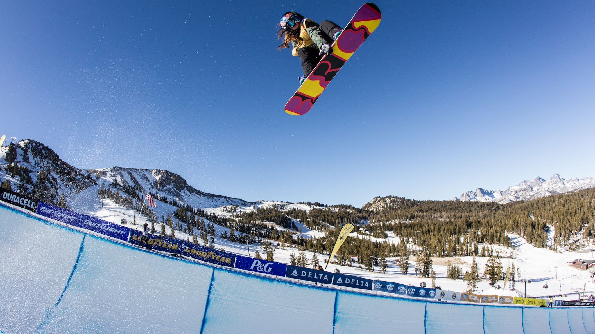 Arielle Gold, Halfpipe