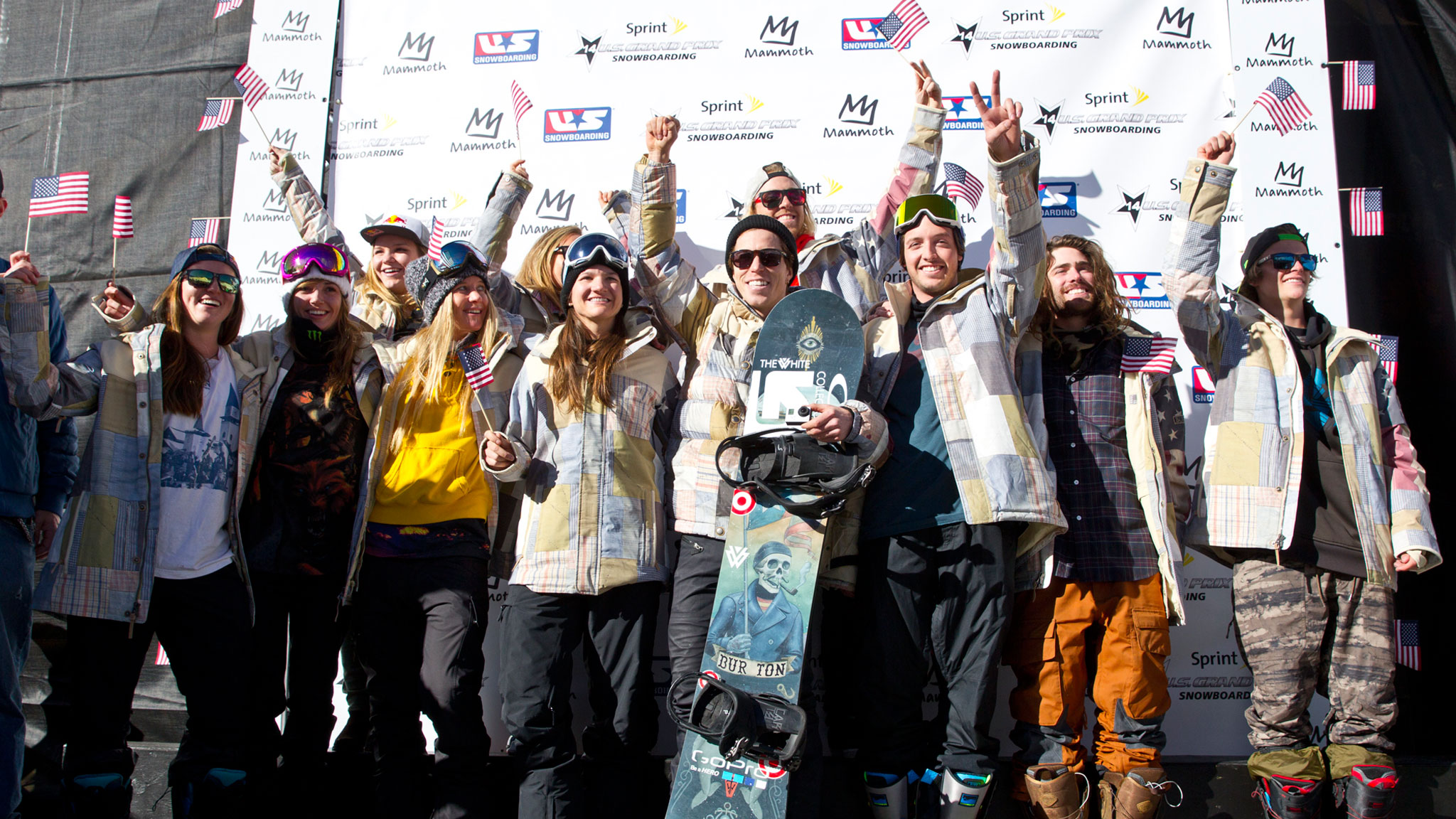 U.S. Olympic Snowboard Team