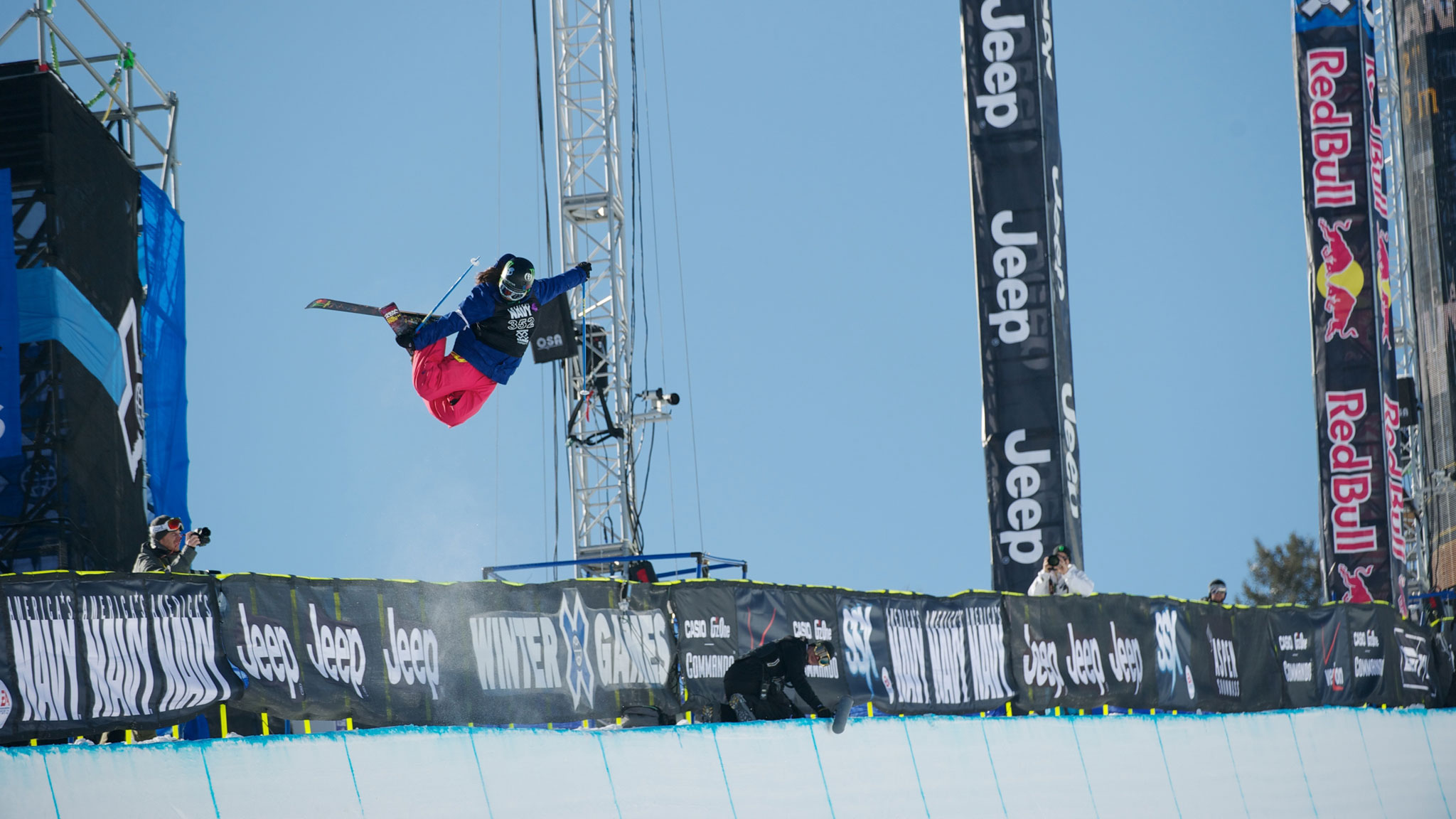 Devin Logan will be competing in Women's Ski Slopestyle on Sunday at X Games Aspen.