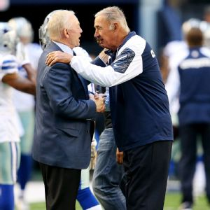 Jerry Jones, Monte Kiffin