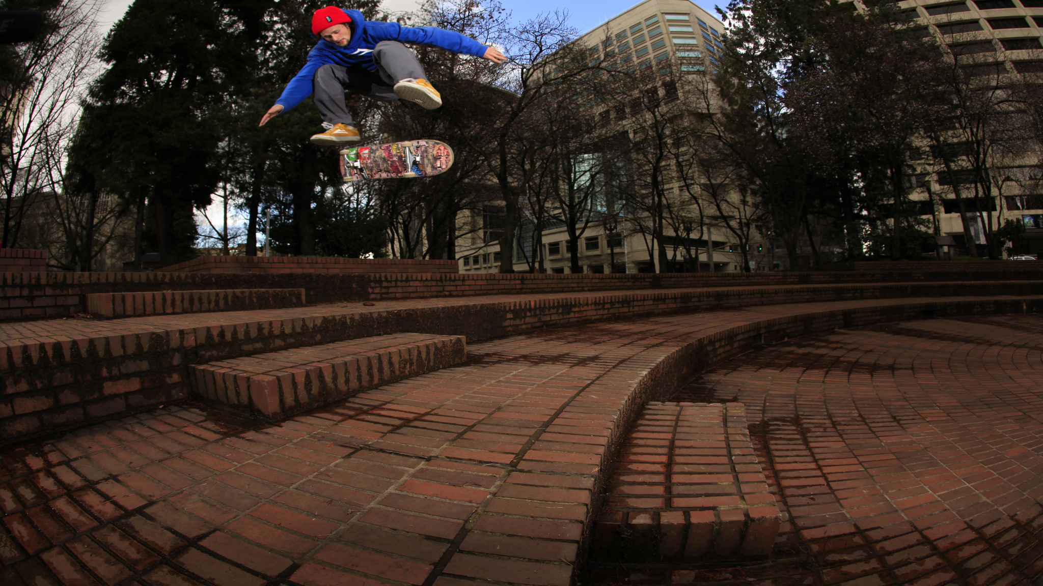 Sebo Walker, Switch heel