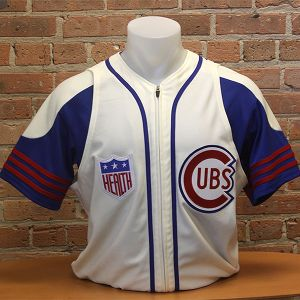 Chicago Cubs 1942 retro uniform
