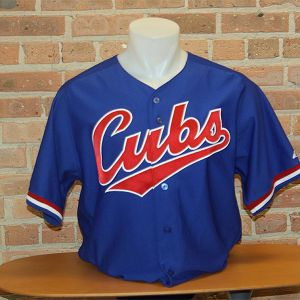 Chicago Cubs 1994 retro uniform