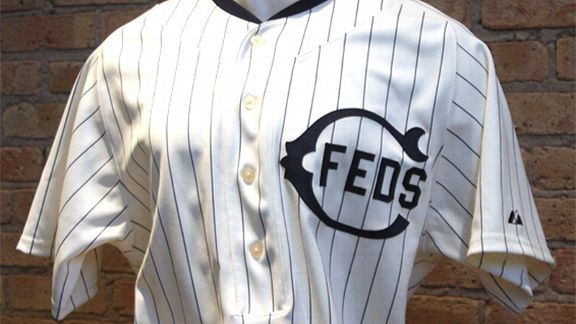 Chicago Cubs retro uniform