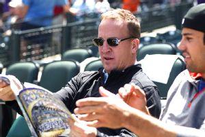 Peyton Manning and Eric Decker