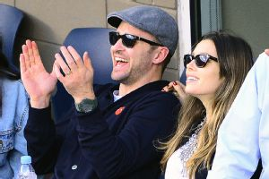 Will Broncos fan Jessica Biel bring hubby Justin Timberlake along for the big game?