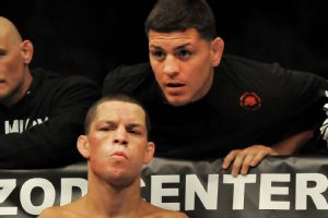 Nate Diaz and Nick Diaz
