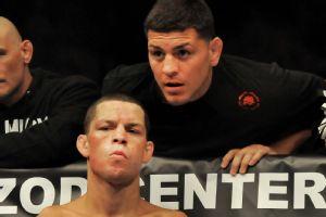 Nate Diaz and Nick Diaz