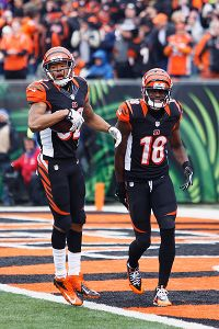 Marvin Jones and A.J. Green