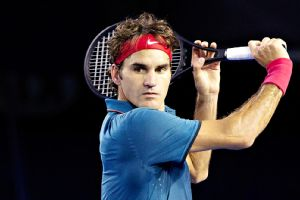 Roger Federer has dropped only one set en route to the Australian Open semifinals.