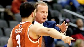 Rick Barnes and Javan Felix