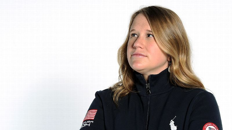 Alice McKennis injured her right leg last season, and she finally realized it would be too dangerous to try to compete in Sochi.