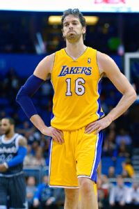 Phoenix Suns explore deal for Los Angeles Lakers' Pau Gasol