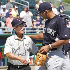 George Toma and Alex Rodriguez