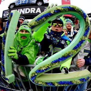Seattle Seahawks fans, 12