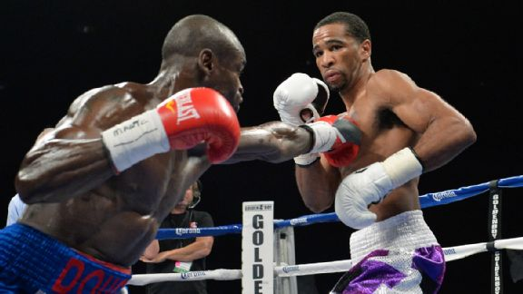 Dierry Jean, Lamont Peterson